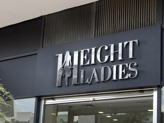 Logo - Height Ladies
